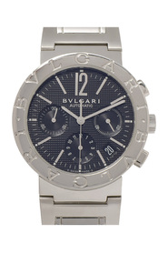Chronograph Automatic Watch Metal Stainless Steel