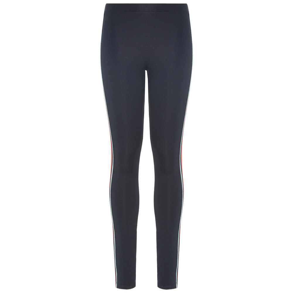 Leggings side stripe