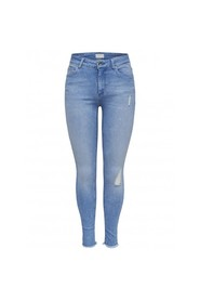BLUCH MID ANK JEANS