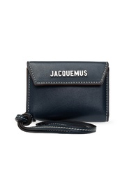 Le Porte wallet with strap