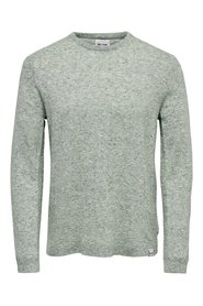 Knitted Pullover Detailed