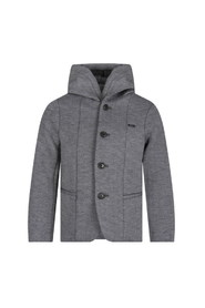 HERRINGBONE JACKET CAPP