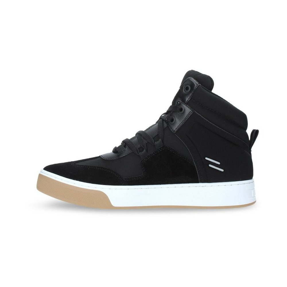 Black Sneakers B4BKM0038 | Bikkembergs | Sneakers | Men's shoes