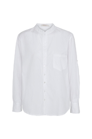 Chantal Raw Edge Classic Shirt