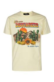 D2 Desert Cool t-shirt