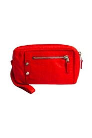 Pre-owned  285904 Leather Clutch Bag