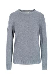 Patch Round Neck Pullover 7