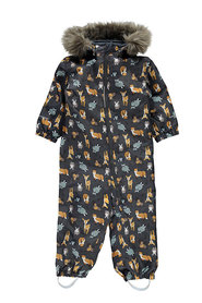 Mini Snow Suit Forest Animal Outerwear