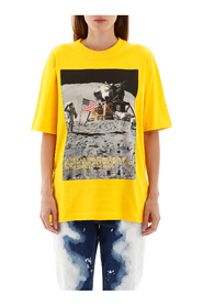 Established 1978 moon landing t-shirt