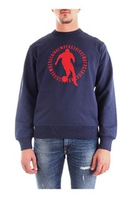 BIKKEMBERGS C61504FE1978 Sweat Men BLUE
