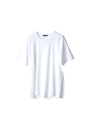 Hvit Acne Nash Face T-Shirts
