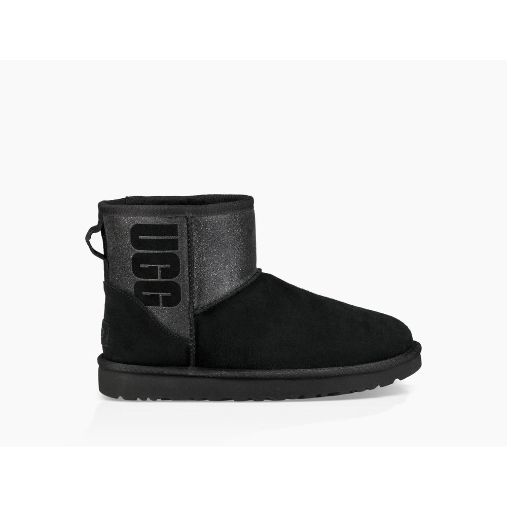 UGG Classic sparcle black