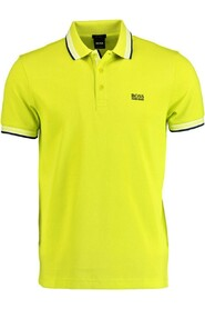Regular fit 3-button polo shirt