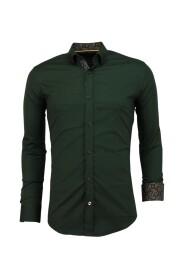 Business Overhemden - Blanco Blouse  - 3039