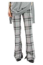 Plaid Trousers