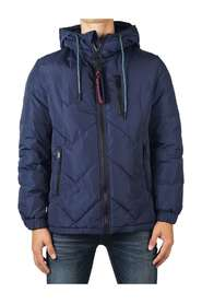 Antony Morato Jacket blue 7062 Winter Jassen Blauw