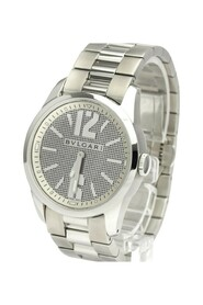 pre-owned Solotempo Quartz Stainless Steel Dress Watch ST37S