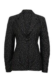 Bente Jakke - Quiltet blazer jakke