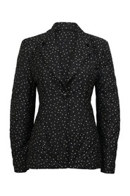 Bente jacket - Quilted blazer jacket