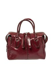 Patent Leather Micro D-Styling Satchel