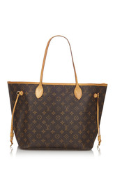 Monogram Neverfull MM Canvas