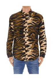 Tiger Printed Shirt