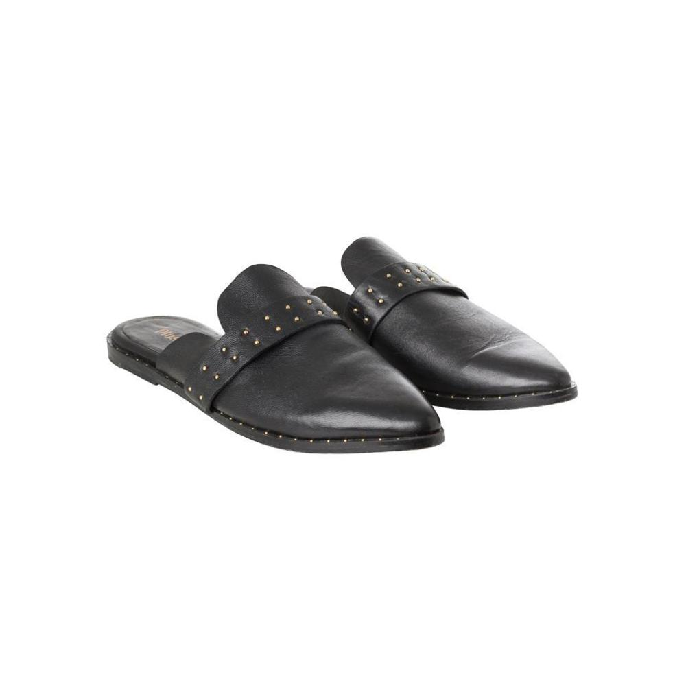 Black Plus Fine Kea Slippers