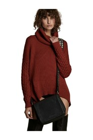 Rider Roll neck Knit Sweater