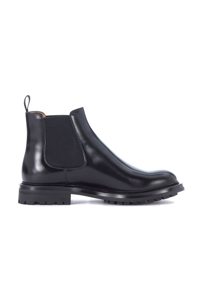 Black Genie Ankle Boots | Church's Botki