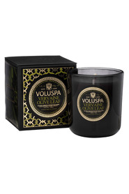 Boxed Candle - Vervaine Olive Leaf Duftlys