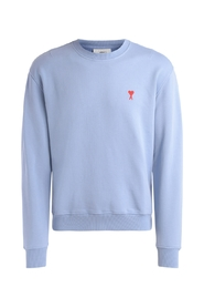 Crewneck sweatshirt with logo