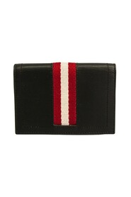 Pre-owned Bally Leather Card Case