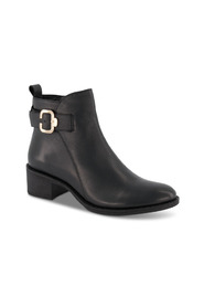 Dame kort støvle