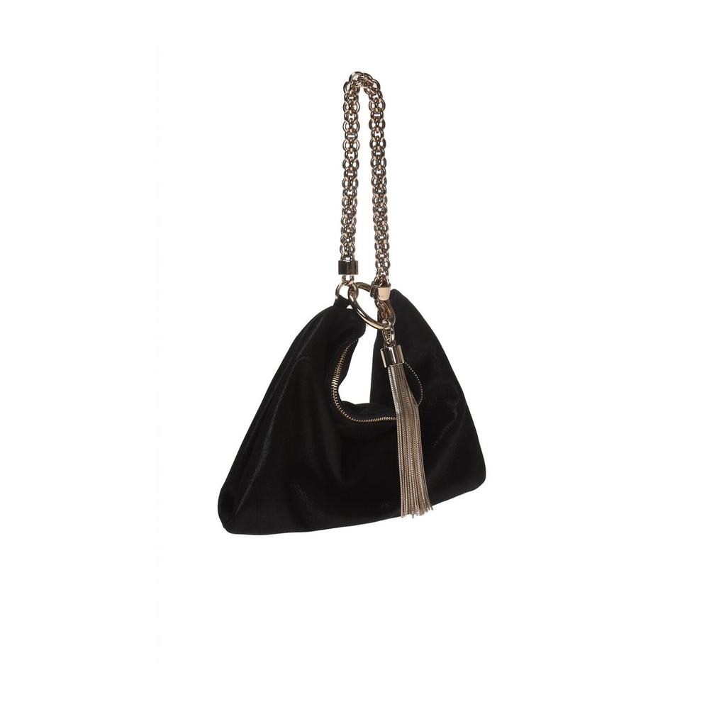 Jimmy Choo BLACK 'Callie' hand bag Jimmy Choo