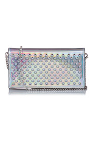 Boudoir Studded Wallet On Chain