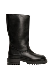Connie leather boot