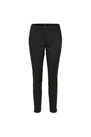 SLFMUSE FIE CROPPED MW PANT BLACK
