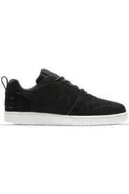 NIKE COURT BOROUGH LOW PREMIUM SNEAKERS
