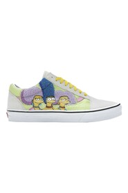 The Simpsons Bouvier Sisters Sneakers