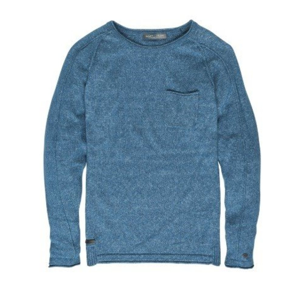 Crewneck Cotton Knit