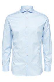 Selected slimsel - Pelle shirt
