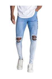 Roses Bloom Jeans