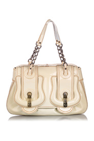 Canvas B. Bag Patent Leather Italy