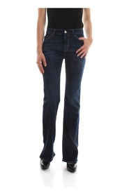 PINKO MIWA JEANS Women DENIM MEDIUM BLUE