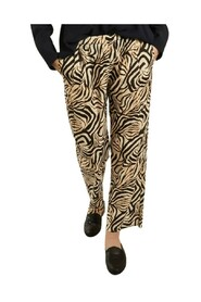 Printed Pumpo Trousers
