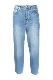 THE TOMMY STRETCH HIGH RISE JEANS