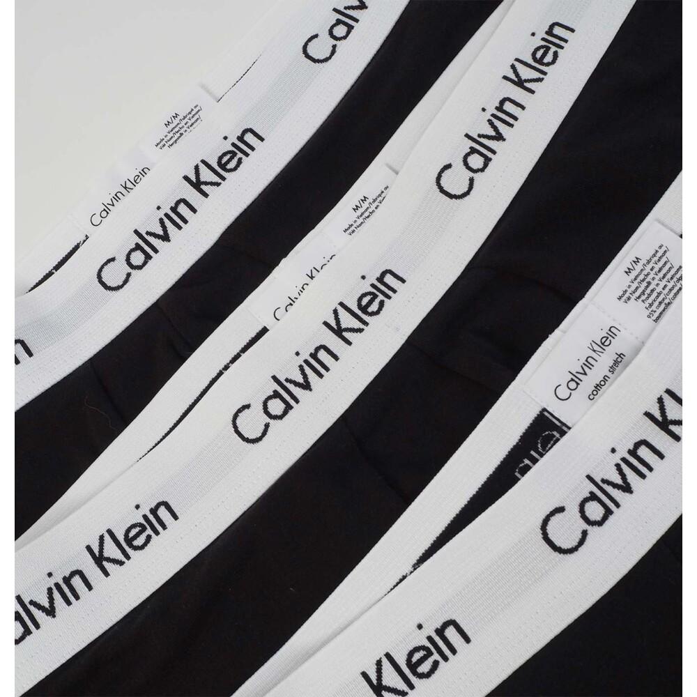 packCalvin Klein Katoenkoffer Fit 3 Black Ondergoed Klassiek 7YgfIbv6y
