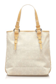 Macadam Canvas Tote Bag