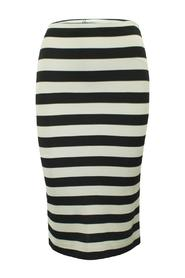 Striped Pencil Skirt Pre Owned Condition Very Good