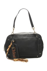 Eden Leather Shoulder Bag